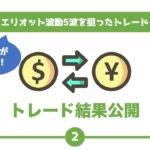 エリオット波動トレード検証Vol.3